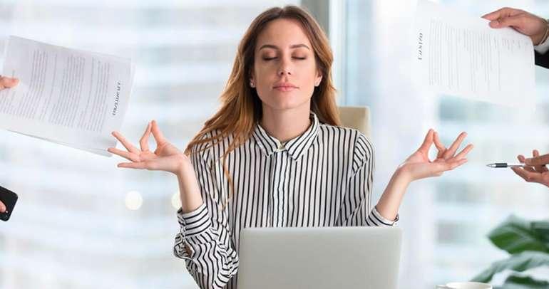 5 Práticas valiosas para que você, líder, gerencie seu estresse