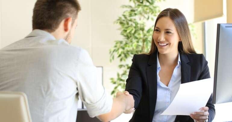 5 Condutas Poderosas para Conduzir uma Entrevista de Emprego com Sucesso